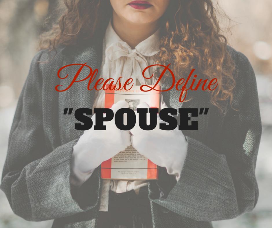 Dol Revises Fmla Regulations Definition Of Spouse