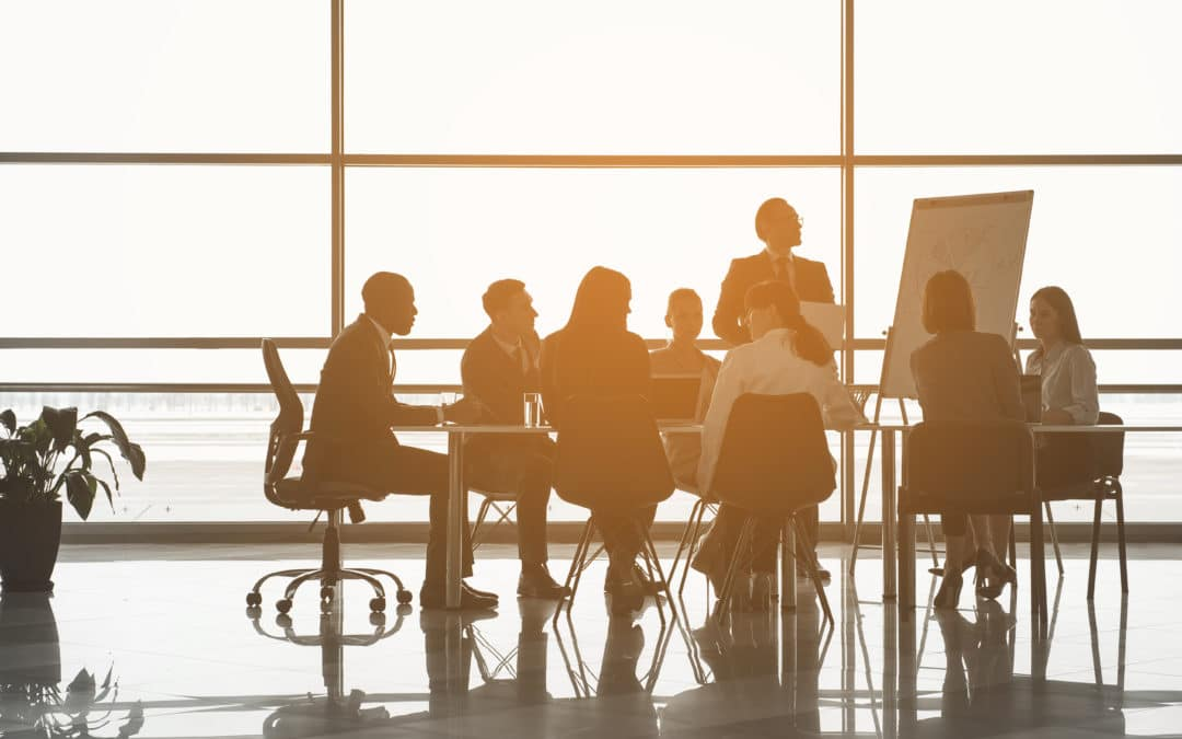 Getting a seat at the executive table: 6 keys to strategic leadership