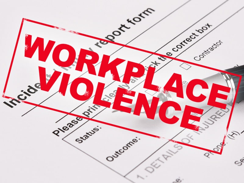 How to reduce the risk of workplace violence