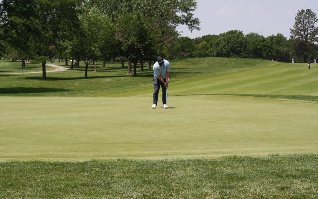 Gellerman's Wichita Open run ends in second round