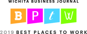 2019 bptw logo wichita - Syndeo finishes runner-up in Business Journal's annual Best Places to Work competition - Syndeo