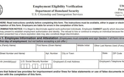 Department of Homeland Security further extends I-9 verification flexibility as COVID-19 pandemic persists