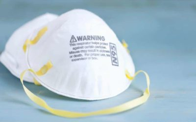 What OSHA says about the proper use of face coverings in the workplace